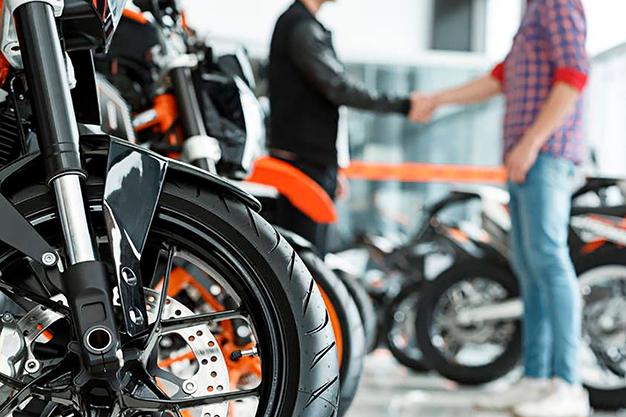 O que fazer para regularizar a moto sem documento?